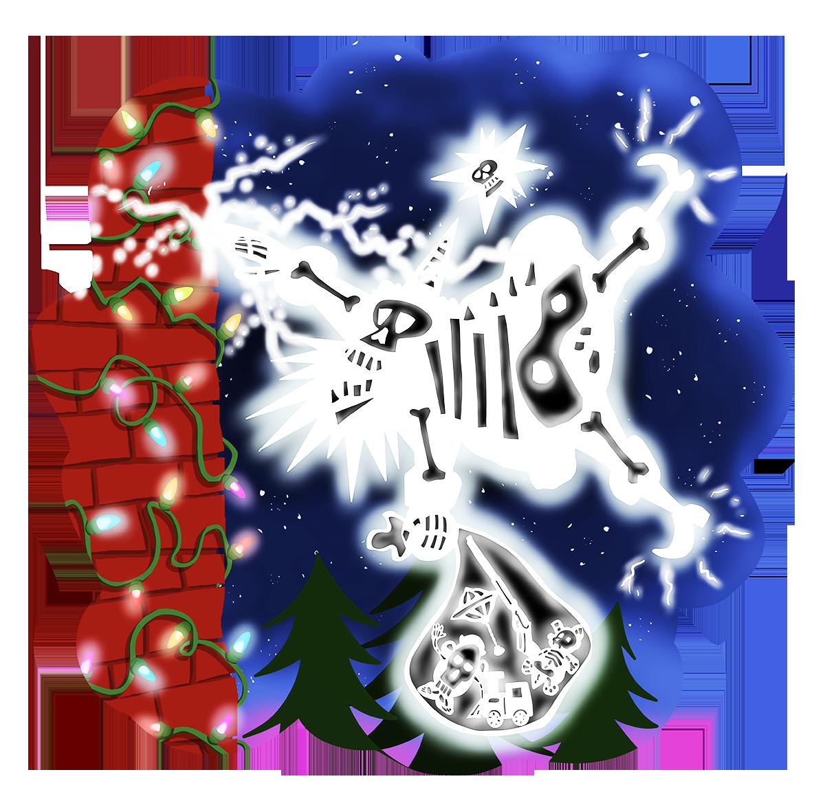 Fried Santa 2