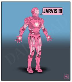 Pink Ironman WM