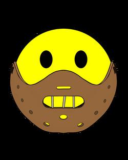 Happy face Hannible