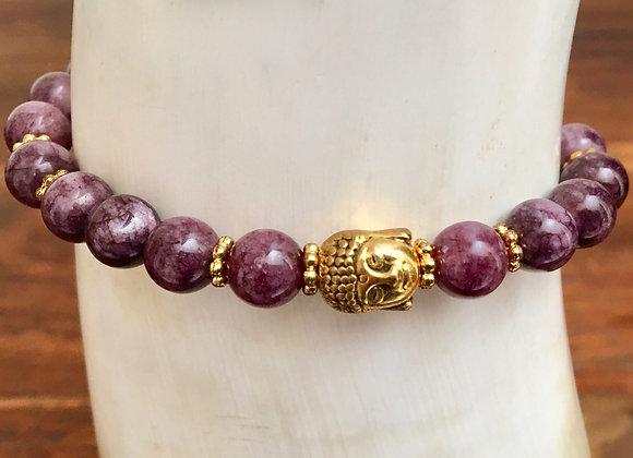 Bracelet Mala Violet