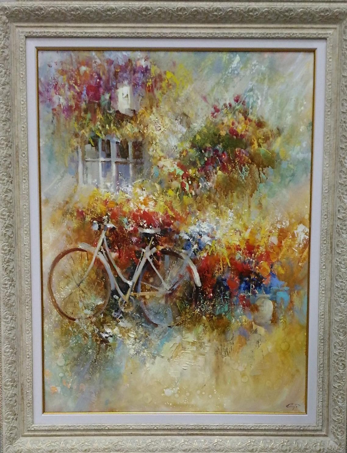 Картина У окна
