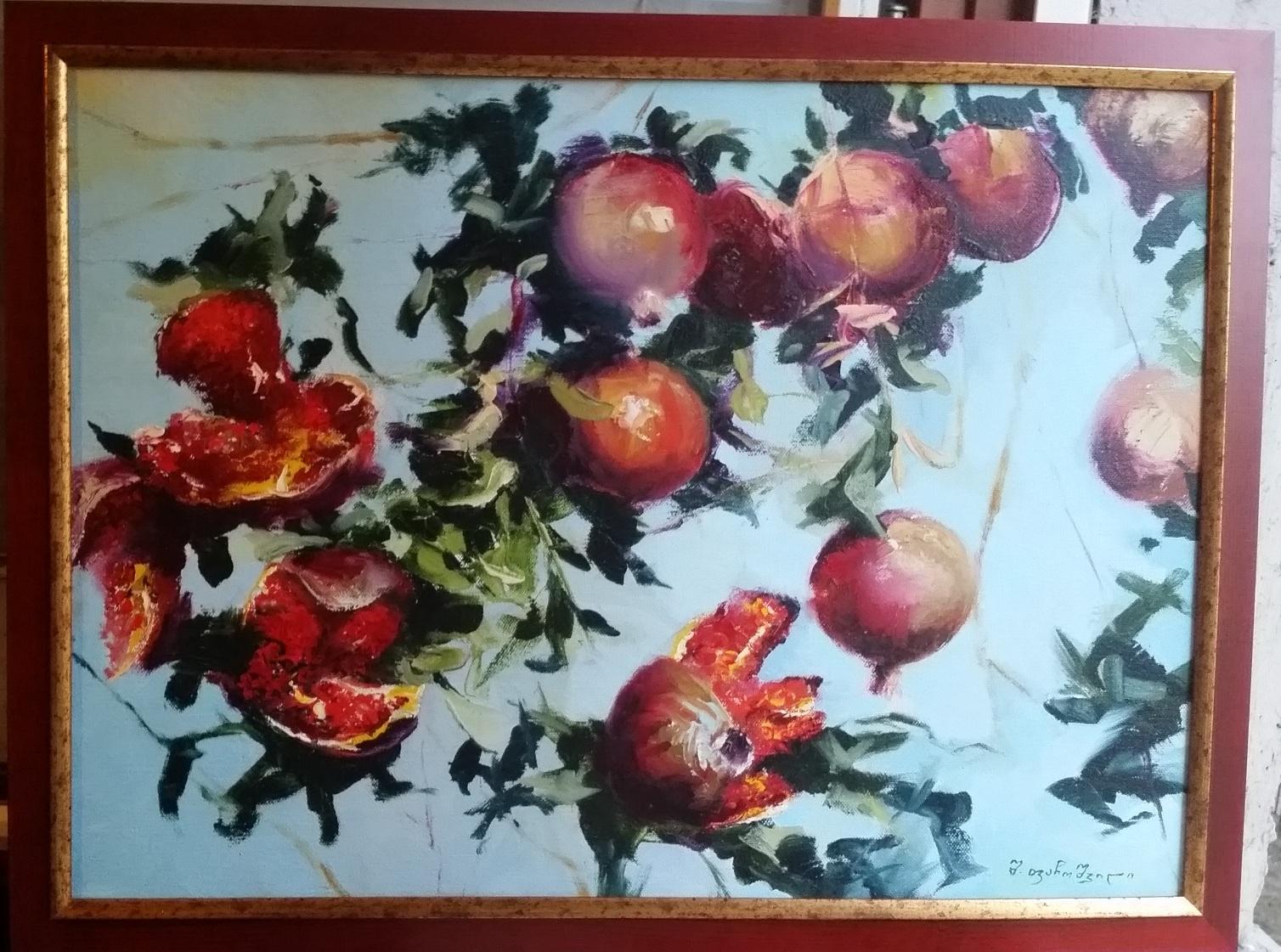 Картина Гранаты