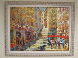 Картина Улица