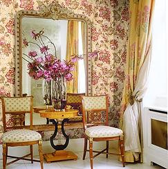 Обои, фрески, текстильные обои, текстильное панно