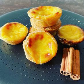 Pastel Belém - O sabor De Portugal com um toque da Bahia