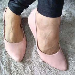 Menina Mulher Calçados