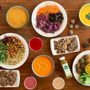 Urban Remedy - Alimentos e bebidas saudáveis