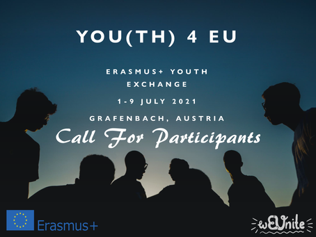 Youth Exchange  in Austria 🇦🇹 - YOU(TH ) 4 EU