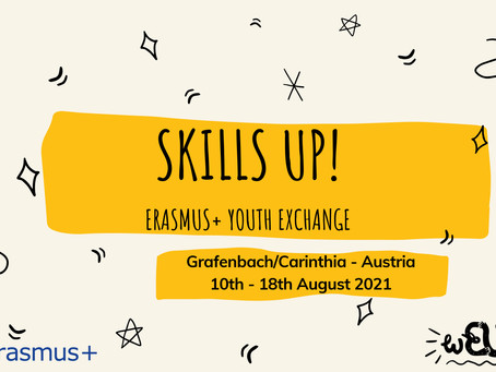 Youth Exchange  in Austria 🇦🇹 - SKILLS UP!