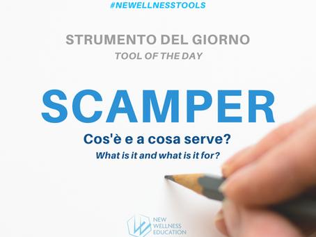 💡 SCAMPER - Cos'è e a cosa serve?