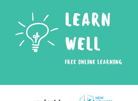 Learn Well - Free Online Learning