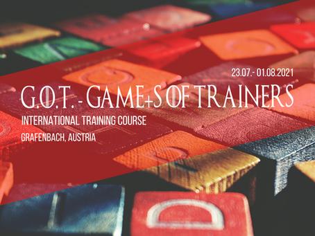 Corso di Formazione in Austria 🇦🇹 - G.O.T. - GamE+s Of Trainers