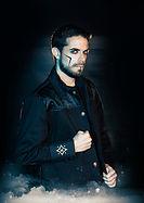 Álvaro Montalbo Laffón - Rhythm guitar, guttural voice - KAELIS