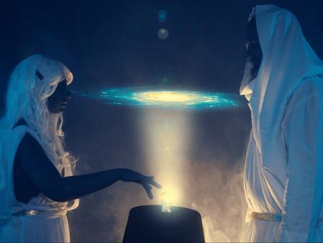 """SALVATION"" videoclip recording blog"
