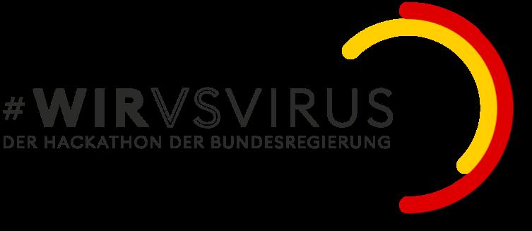 WirVsVirus Hackathon der Bundesregierung