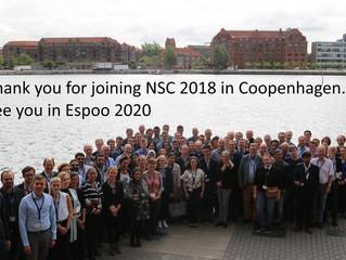 TEAMCAT SOLUTIONS AT NSC 2018 (COPENHAGEN, DENMARK)