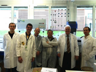 First meeting for Teamcat Solutions' Scientific and Strategic Committee