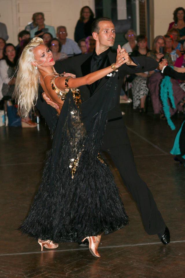 Mark and Olga