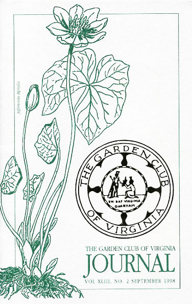 Journal: Garden Club