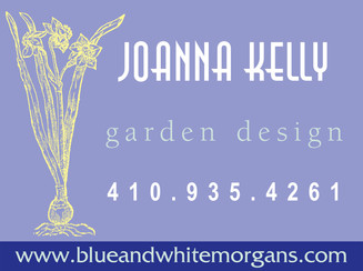 Sign: Garden Design