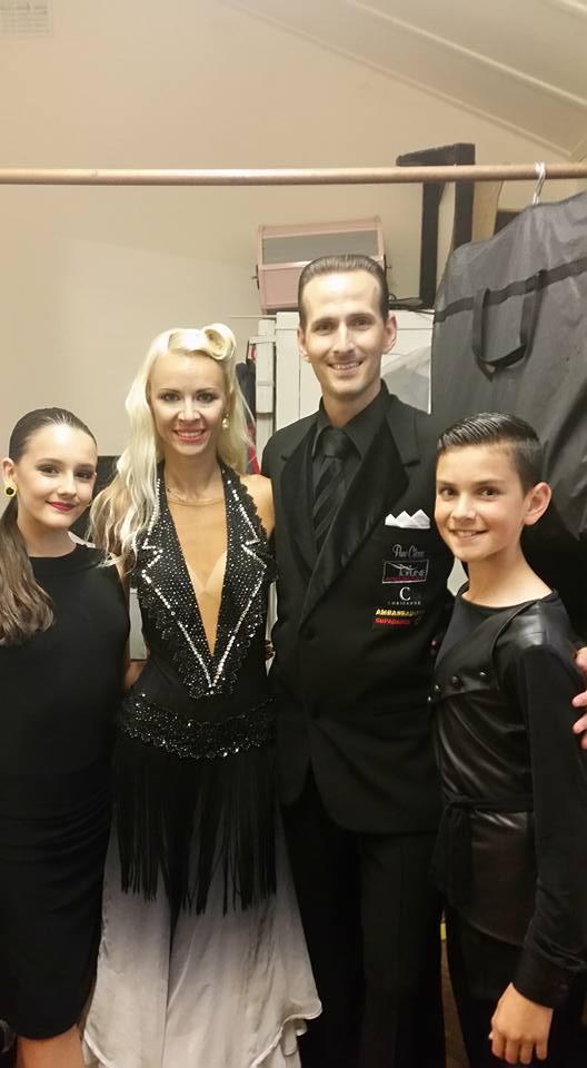 Mark & Olga - Jamie & Mia