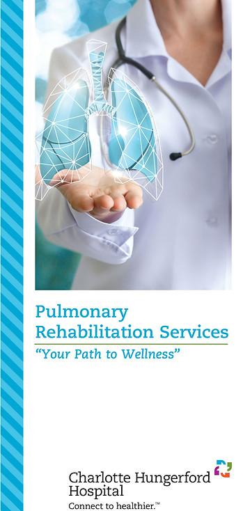 Brochure: Charlotte Hungerford Hospital