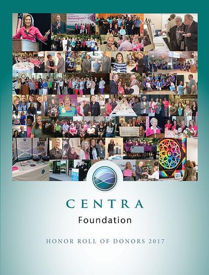 Annual Report: Centra Foundation