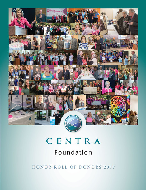 Annual Report: Centra Foundation