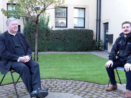 Church Chat with Fr Dominic Allain, International Pastoral Director of Grief to Grace.