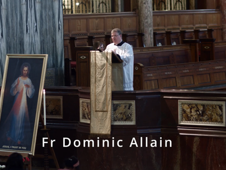 A day of prayer at Westminster Cathedral 2019