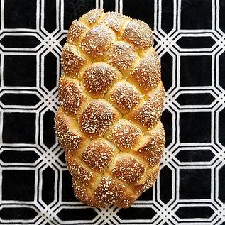 Gisou Bread