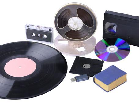 Records vs CD vs Digital: Why fight?