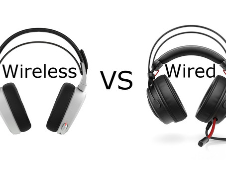 Wired vs Bluetooth, my experience
