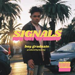 BOY GRADUATE - SIGNALS