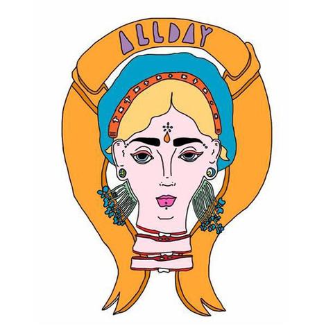 ALLDAY - SOON I'LL BE IN CALI 2
