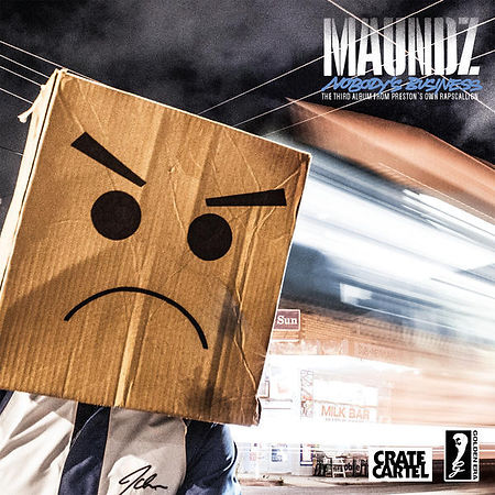 MAUNDZ - NOBODY'S BUSINESS
