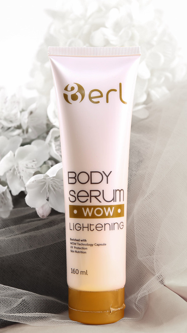 B erl Body Serum WoW Lightening