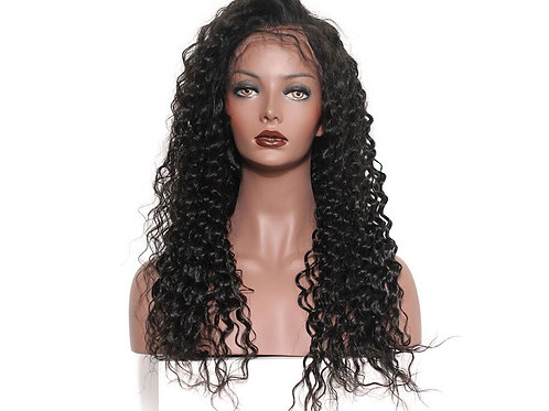 FRONTAL WIG CURLY WAVE