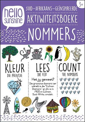 Nommers Activity Book