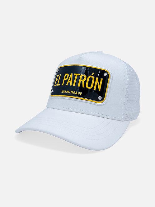 EL PATRÓN | WHITE