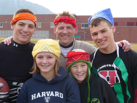 Turkey Bowls—Creating Lasting Memories for All Ages