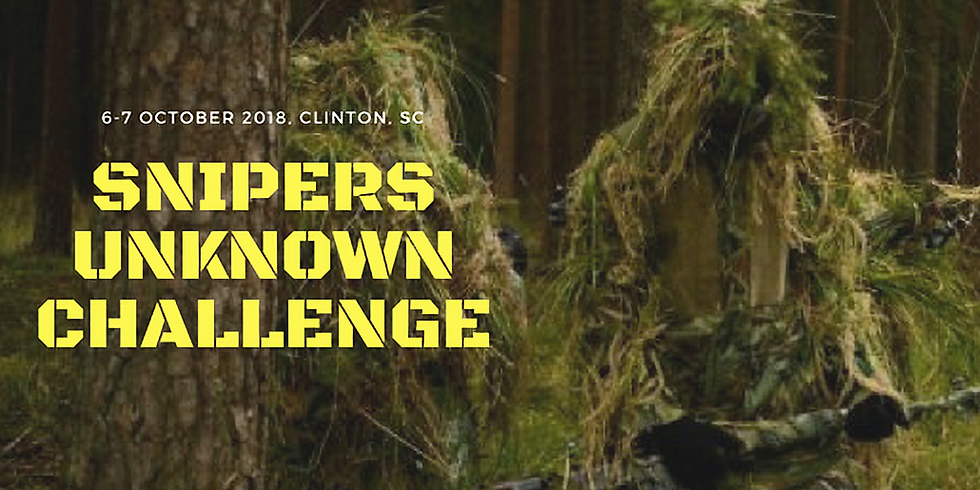 Snipers Unknown Challenge