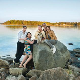 Familj & Generationsfotografering