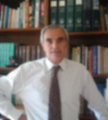 Imagen del Dr. Carlos F. Oteiza Aguirre