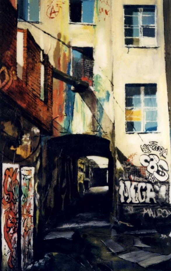 """""""Brunnenstrasse 6"""" III"""