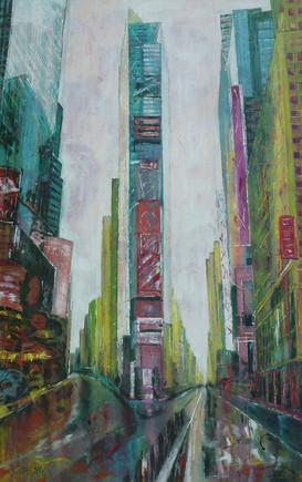 """Times Square II"""