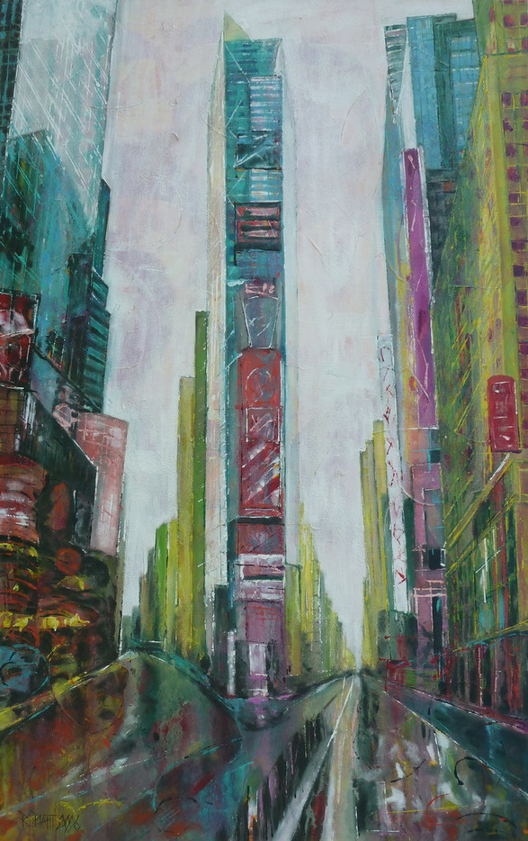 """Times Square II"""