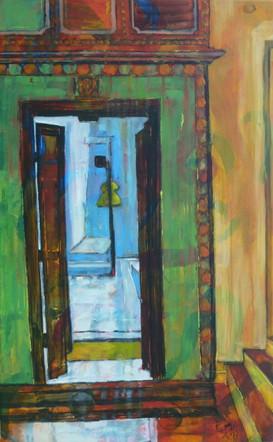 """""""Derrière la Porte"""""""