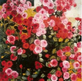 """""""Rosa - Rosae - Rosam"""" 2002"""