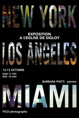 "2019 ""New York - Los Angeles - Miami"""